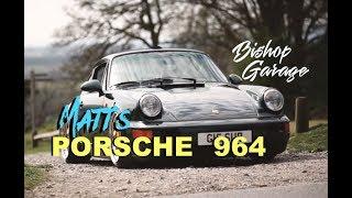 Matt's Porsche 964