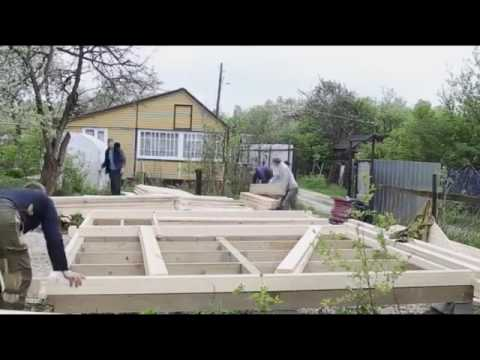 #Amazing World Amazing Modern 24 Hours House Build Time Lapse. House Built in One Day Timelapse Con
