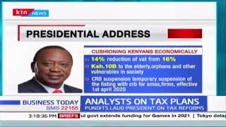 Expectations from President Uhuru\'s tax measures to the ordinary Mwananchi