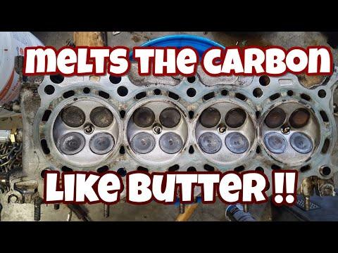 It eats away Carbon Buildup EASIIILY!!