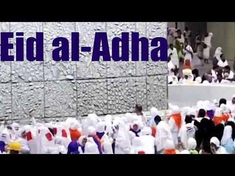 Eid-al-Adha celebration: Muslim pilgrims stone devil in annual Hajj; Watch Video | Boldsky