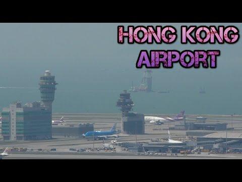 Hong Kong Airport Spotting