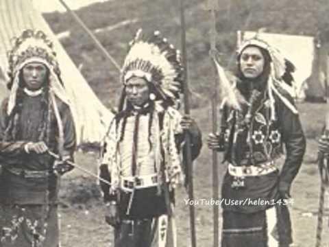 Four Winds -Ancestors Of Long Ago-Native American.wmv