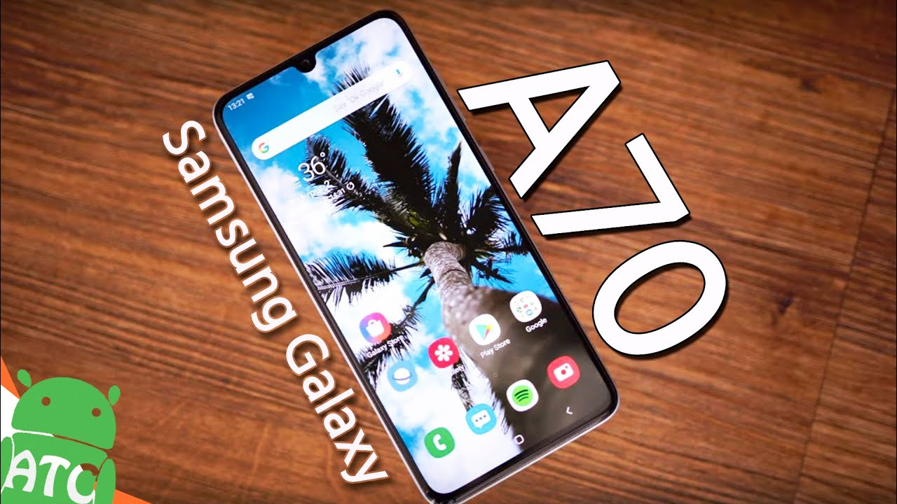 Download Samsung Galaxy A70 Review in Bangla | ATC