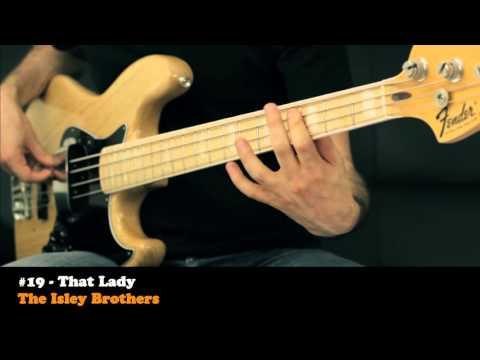 Download Youtube: 30 FUNK BASS RIFFS // BRUNO TAUZIN // BassTheWorld.com