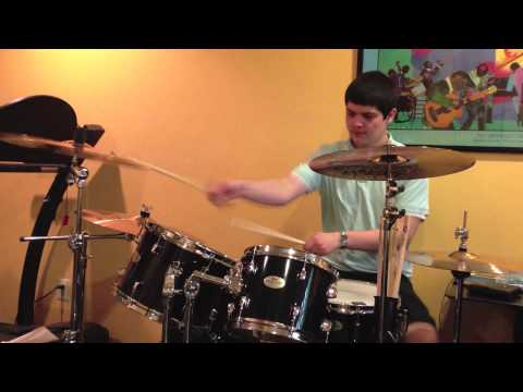 Unity - Shinedown Drum Cover