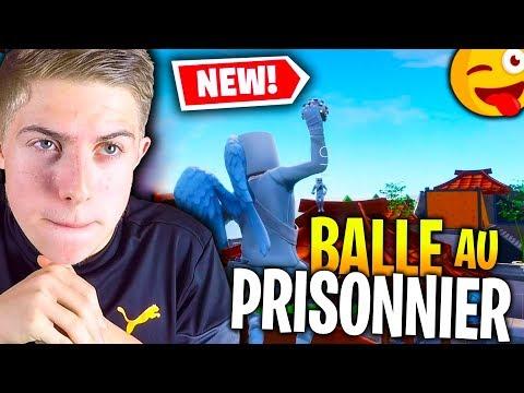 BALLE AU PRISONNIER AVEC LA TEAM CROÛTON SUR FORTNITE CRÉATIF !!! thumbnail