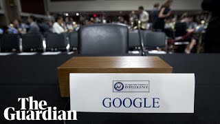 Google CEO testifies to US House - watch live