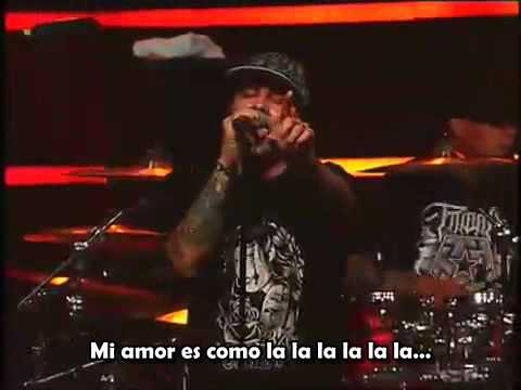 P.O.D - Shine With Me Live at Exit LA [Subtitulos en Español] mp3