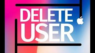 How to Delete a User on Mac - MacBook Pro , iMac, Mac mini, Mac Pro
