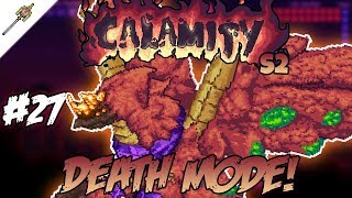 Yharon, The Jungle Dragon! Calamity Mod D-Mode Melee ||Episode 27 - Season 2||