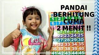 Belajar Angka - Belajar Berhitung - Bersama Kinan Kenes