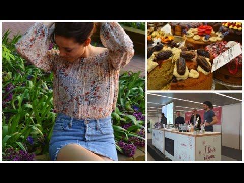 Fin de semana en Londres y Veggie World UK| Diario #13