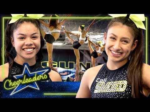 Cheerleaders Season 2 Ep. 25 - Mind Over Matter from YouTube · Duration:  9 minutes 54 seconds