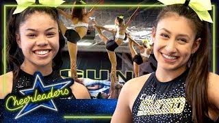 Cali Goes Full Out!   Cheerleaders Season 7 EP 31
