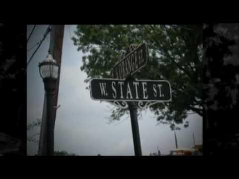 Streets Of Media Pennsylvania