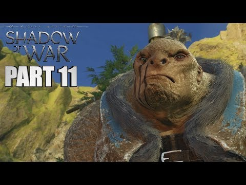 Middle Earth:  Shadow Of War Walkthrough Part 11 - RING OF POWER - PC 1080p60
