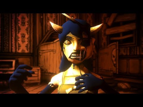 DEEPER INTO MADNESS | Bendy And The Ink Machine - Chapter 4