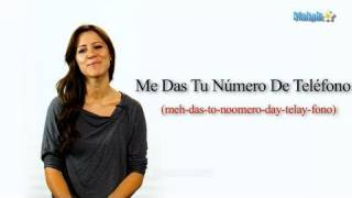 "How to Say ""May I Have Your Phone Number"" in Spanish"