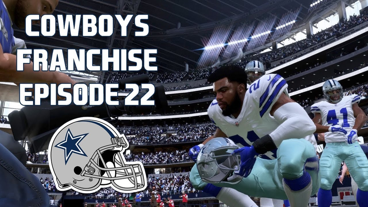 Madden 19: Dallas Cowboys Franchise - Year 3 Weeks 7-8 [EP22]