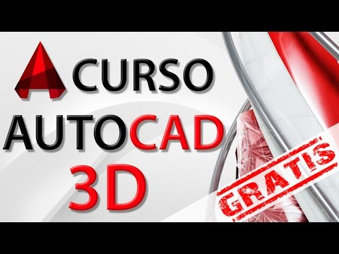 Curso Autocad 3D  - Capitulo 1, Iniciando 3D con Extrude