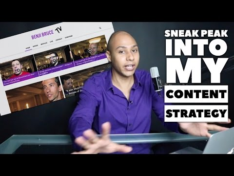 My content marketing strategy for getting speaking gigs - Speaking Lifestyle