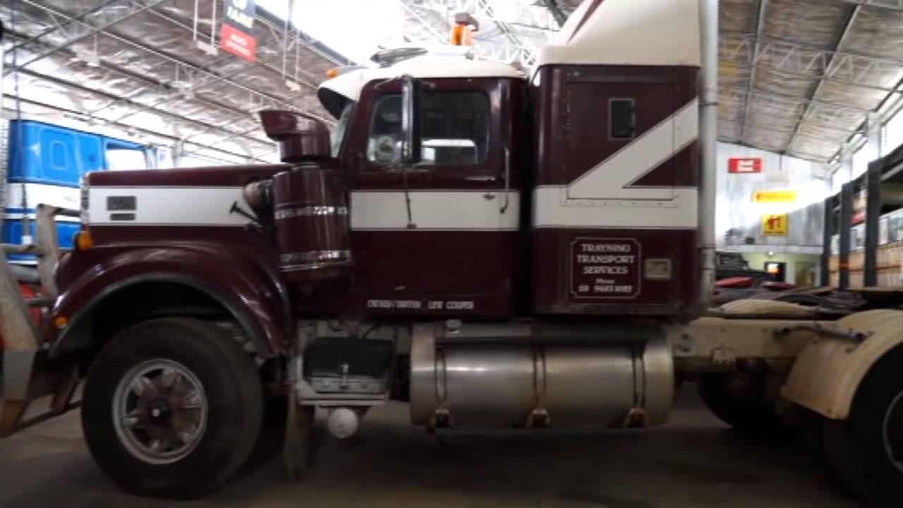 National Road Transport Museum Hall of Fame: Classic Restos - Trucks Series 2