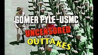 Gomer Pyle USMC - Uncensored Outtakes