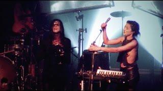 IAMX Kiss Swallow Live Stodoła Warszawa 30 11 2015