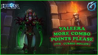 Grubby | Heroes of the Storm | Valeera - First Try on PTR - Cursed Hollow