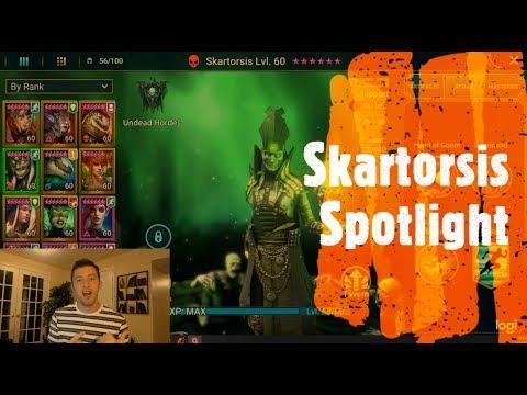 Raid Skartorsis Guide