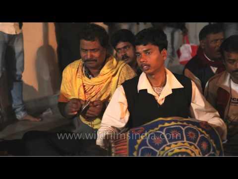 Devotional songs performed at Maha Shivratri