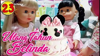 Video #23 Ulang Tahun Belinda - Boneka Walking Doll Cantik Lucu -7L | Belinda Pa download MP3, 3GP, MP4, WEBM, AVI, FLV September 2018