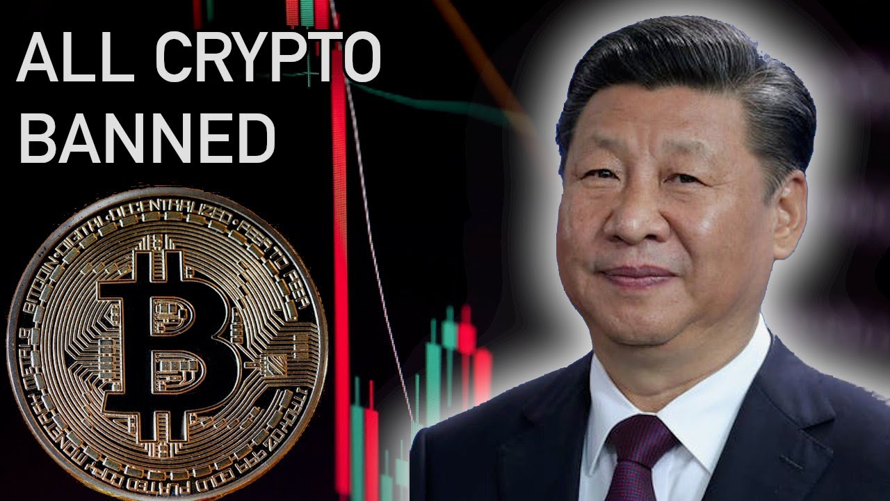 China Bans ALL Crypto, The End For Bitcoin?