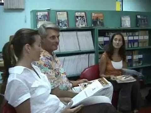 Teachers Model Literature Circle