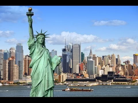 Exciting New York, video clip of best attractions, Manhattan, NYC, NY,  World's capital city