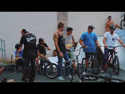 BMX RIDE IN TARN 2017 CASTRES