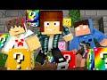 Minecraft: LUCKY BLOCK DE VARIAS CORES !! (Corrida de Lucky Block #01)