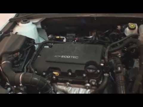 Chevrolet Cruze CEL Diagnosis - P0171 - Failed PCV Valve