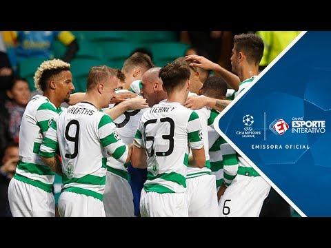 Melhores Momentos - Celtic 5 X 0 Astana - Champions League (16/08/2017)