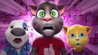 💥a Dangerous Game - Talking Tom And Friends Special Feature Cartoon