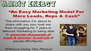 ambit energy a recruiting formula that always works