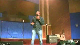 """James Ross @ Jonathan McReynolds - """"I Love You"""" - Cheneta Jones CD Release - www.Jross-tv.com"""
