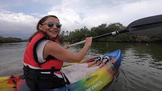 kayaking in Kannur | ഇവർ  പൊളിയാണേ  😍😍
