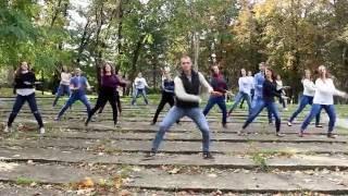 """Флешмоб танец """"Чики"""""""