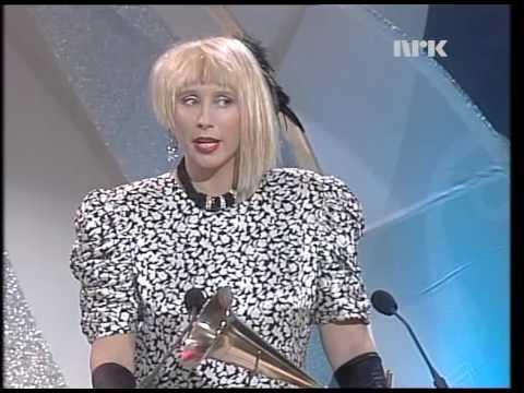 NRK SPELLEMANNSPRISEN 1990 PRISUTDELING, VINNER ØYSTEIN SUNDE