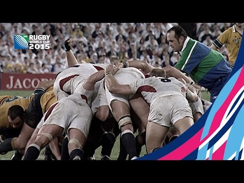 Jonny Wilkinson's drop-goal - the ref's view