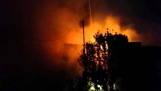 NEWARK,NJ 4TH ALARM FIRE (Lafayette St) 11/15/14 p-2