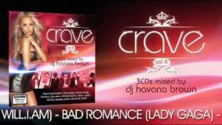 DJ Havana Brown - CRAVE VOL. 4 PREVIEW EDIT