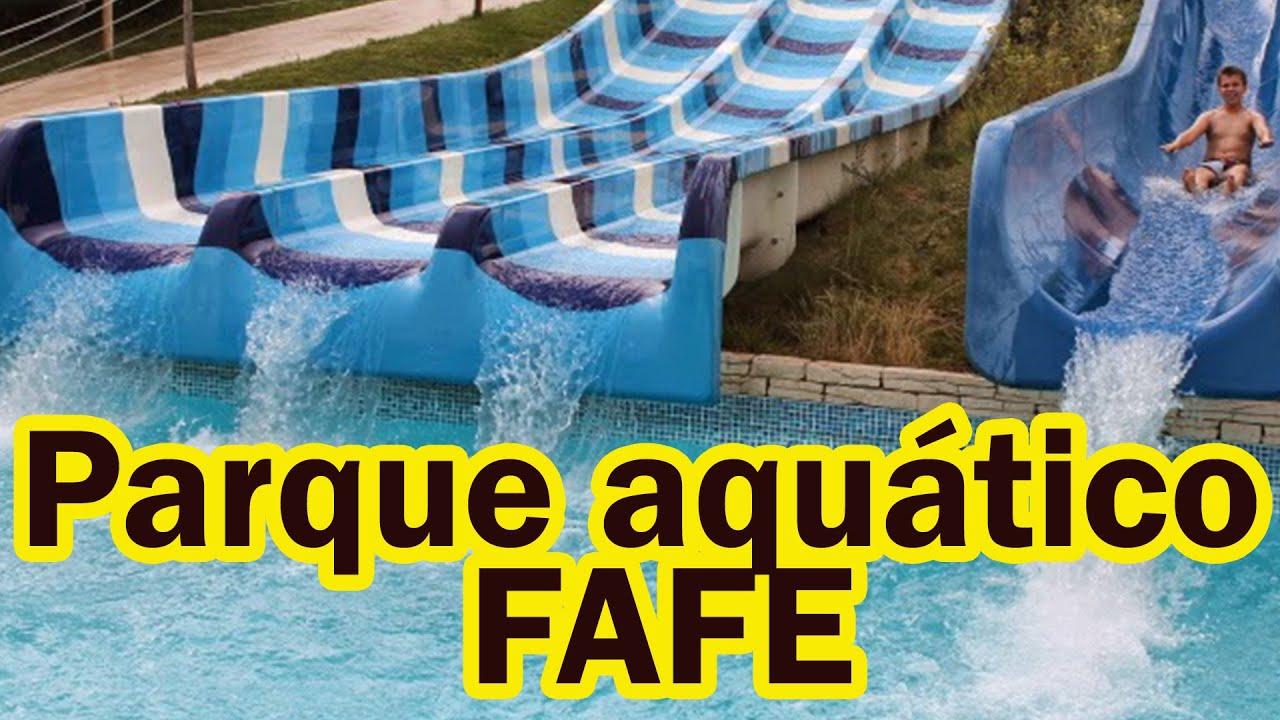 Parque aqu tico de fafe portugal aquatic park youtube for Horario piscina vila real